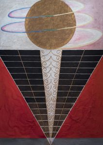 Altarpiece No. 2 By Hilma Af Klint  Posters Nyheter