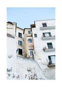 Amalfi  Affiches Architecture