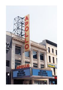 Apollo Harlem  Prints Architecture