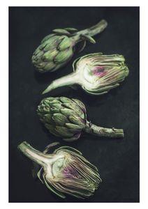 Artichoke  Prints Kitchen