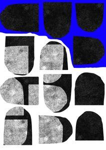 Assorted Dust  Posters Abstrakta motiv