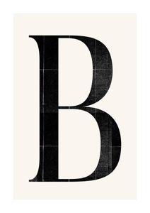 B_Beige  Prints Typography & Quotes
