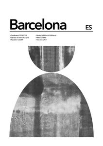 Barcelona Abstract  Prints Places & Cities