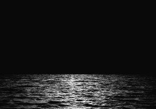 Black Ocean  Posters Natur & Landskap