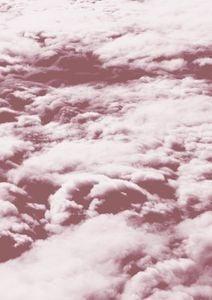 Bubblegum Clouds  Posters Grafiska motiv