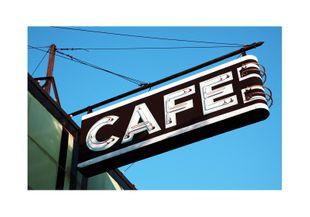 Cafe  Prints Architecture