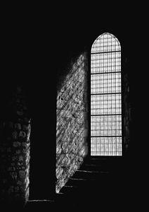 Church Window  Poster Architektur