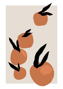 Clementine  Posters Premium Selection