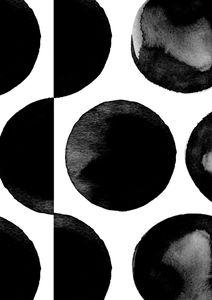 Collected Spheres  Posters Abstrakta motiv