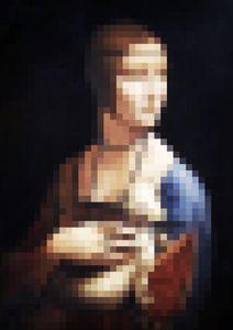 Da Vinci  Affiches Designs graphiques