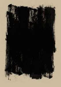 Dark Strokes  Posters New Arrivals