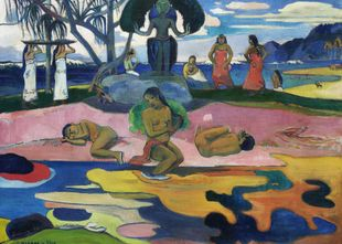Day Of The God By Gauguin  Prints New In