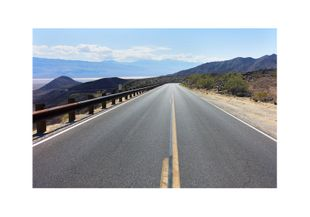 Death Valley Road  Affiches Nature & Paysages