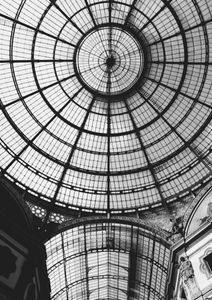 Glass Roof  Prints Architecture
