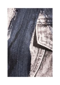 Grunge Love  Prints Abstract Art