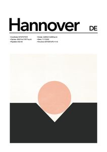 Hannover Abstract  Posters Platser