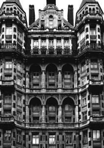 Hotel Mandarin  Posters Arkitektur