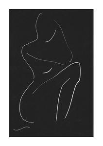 Indefinite Figure  Posters Illustrationer