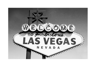 Las Vegas  Prints Black & White Photography