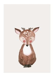 Lil Bambi  Prints Kids Prints