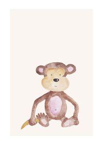 Lil Monkey  Posters Posters för barn