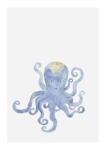 Lil Octopus  Affiches Posters pour enfants