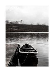 Lonely Boat  Prints Bestsellers