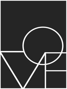 LOVE  Prints Typography & Quotes