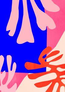Matisse Pattern 2  Affiches Studio France
