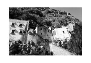 Mediterranean Village  Prints Architecture