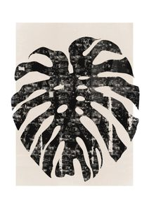 Monstera Screen  Affiches Botanique