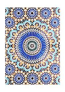 Mosque Of Paris 2  Affiches Studio France