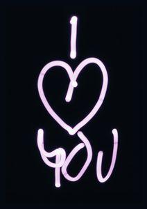 Neon Love  Affiches Affiches de citations