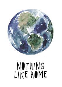 Nothing Like Home  Prints Kids Prints