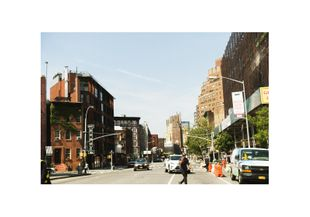 NY Street Scene  Posters Människor & Porträtt