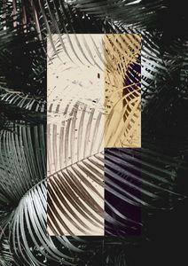 Palm Reactor  Posters Botaniske motiver