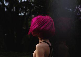 Pantone Hair  Affiches Personnes & Portraits