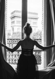 Paris Balcony  Prints Studio France