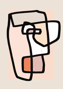 Persona 4  Prints Abstract Art