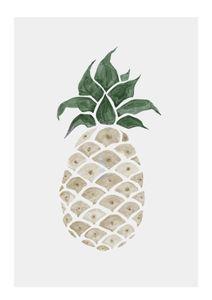 Pineapple  Prints Kids Prints