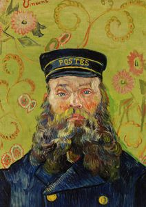 Portrait Of Joseph Roulin By Van Gogh  Prints New In