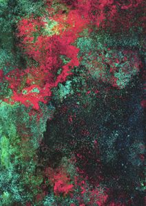 Psychedelic Rust  Posters Grafiska motiv