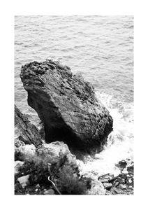 Rock Black And White  Posters Svartvita posters
