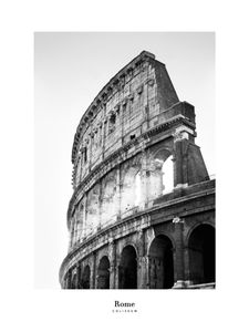 Rome  Prints Black & White Photography