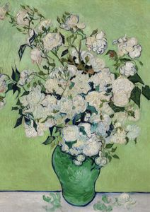 Roses By Van Gogh  Poster Neuheiten