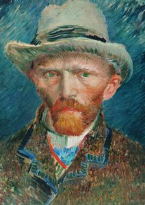 Self Portrait By Van Gogh  Prints New In