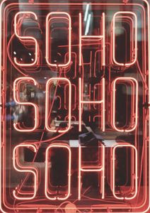 Soho  Affiches Photographies
