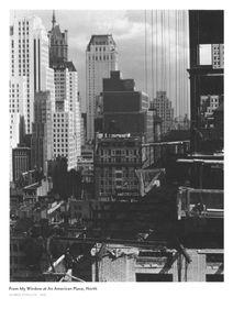Stieglitz New York 2  Poster Vintage