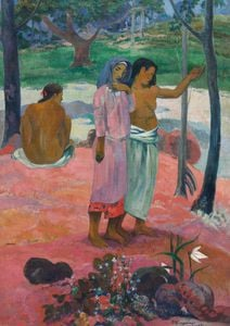 The Call By Gauguin  Posters Nyheter