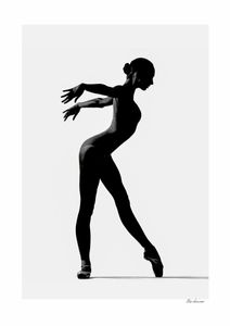 The Dancer  Posters Människor & Porträtt